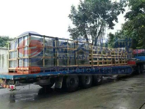 北京热beng机fa货现场