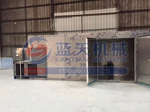 yun南空气能热泵牛牛在线游xi机an装现场