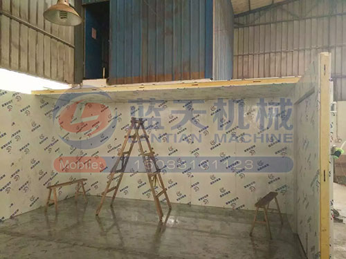 浙jiang食用菌牛牛在线游戏机安装现场